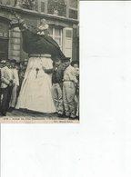 ATH CORTEGE DES FETES COMMUNALES L AIGLE  EDIT MOTTRIE SOEURS ECRITE 1909 - Ath