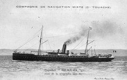 DJURJURA....cie Mixte Touache - Steamers