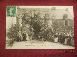 CPA - Sérent - Fête-Dieu, 1913 - Reposoir De La Place - Frankrijk