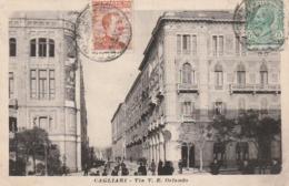 ***  PÏEMONT  ***  SANFRE Palazzo Comunale - Timbre Arraché - - Cagliari