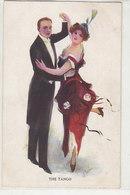 The Tango - Signierte AK - 1920        (A-148-190622) - Danse