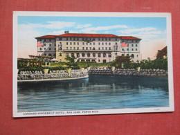 Condado Vanderbilt Hotel San Juan   Puerto Rico Ref 3759 - Puerto Rico