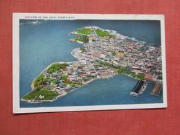 Air View  San Juan   Puerto Rico Ref 3759 - Puerto Rico