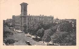 INDIA - CALCUTTA - TELEGRAPH OFFICE ~ AN OLD POSTCARD #99611 - India
