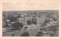INDIA - CALCUTTA - GENERAL VIEW ~ AN OLD POSTCARD #99607 - India