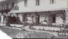 SCOTTISH UNIVERSITIES MISSION HOUSE KALIMPONG, INDIA - DAMAGED PHOTOGRAPH #99822 - India