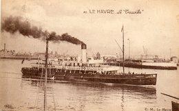 LE TROUVILLE - Warships