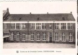 EKEREN-DONK - School - Achterzicht - Antwerpen