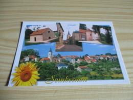 Sombernon (21).Le Lavoir,l'église,le Parc Spuller. - Otros Municipios