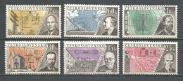 Czechoslovakia 1959 Year Mint Stamps MNH(**) - Unused Stamps
