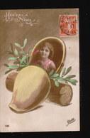 LOT//211.....18 CPA NOEL...LES SABOTS - Postkaarten