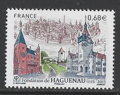 France - 2015 - Y&T 4969 ** (MNH) - Nuovi