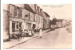 77 - CARNETIN - La Grande Rue. Le Bureau De Poste. - Autres Communes