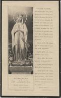 DP. ALIDA DEBRUYNE + METEREN 1925- 36 ANS - Godsdienst & Esoterisme