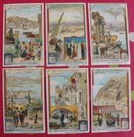 6 Chromo Liebig. îles De La Méditerranée. 1908. S 934. Chromos. édition Française - Liebig