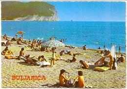 Buljarica- Traveled FNRJ - Montenegro
