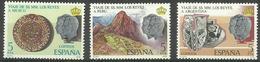 Spain - 1978 Royal Visit To South America Set Of 3 MNH **  SG 2541-3   Sc 2120-2 - 1931-Today: 2nd Rep - ... Juan Carlos I