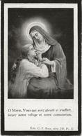 DP. HELENE DUCHATEL ° RECKEM 1906 - + COURTRAI 1927 - Godsdienst & Esoterisme