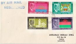 Postal History Cover: Malawi Cover - Malawi (1964-...)