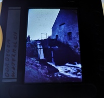 Oordegem Watermolen Molen Dia In Frame Slide Mill Moulin - Diapositivas