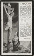 DP. BROEDER ILDEFONS (HENRICUS MAFRANS) ° LEUVEN 1853- + GENT 1926 - ECONOOM GENERAAL - Godsdienst & Esoterisme