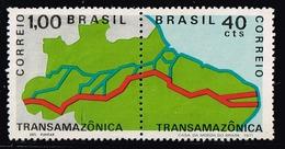 Brasilien 1971/ 80ger,Michel# **/*/ O - Gebruikt