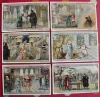 6 Chromo Liebig. Robert Le Diable, Opéra De Meyerbeer. 1909. S 964. Chromos. édition Française - Liebig