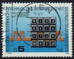Osterreich 1986, MiNr 1838, Gestempelt - 1981-90 Gebraucht