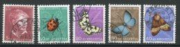 15953 SUISSE N°526/30° Pro Juventute   1952   TB - Pro Juventute