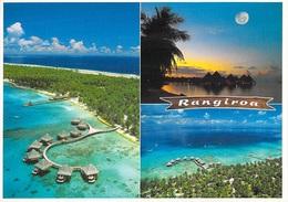 Polynésie Française-RANGIROA Hôtel Kia Ora Village (photo P.Bacchet Tahiti)TIMBRE STAMP POLYNESIE FRANCAISE La Vanille - Polynésie Française