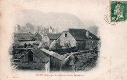 CPA ARETTE - VUE PRISE DU MOULIN BERNADICOU - Frankrijk