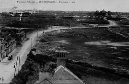 Blériot Plage - Les Baraques - Panorama 1909 - France