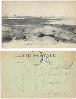 56 - Carnac Plage - Vue Sur Les Villas - Carnac
