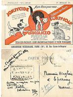 75 - Consortium Vétérinaire - Produit Collabor - Joksycide Binsanzo Chien Chat Dr Molle - Royan