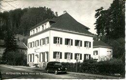 Gutenstein - Haus Der Landwirtschaft  1959  (007772) - Gutenstein
