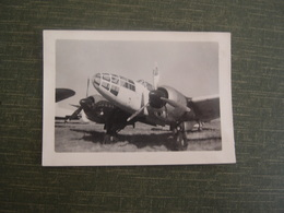 Photo Ancienne Aviation Avion M Bloch - Aviation