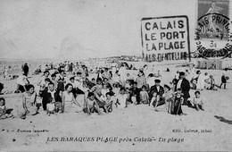 Blériot Plage - Les Baraques Plage - La Plage - France