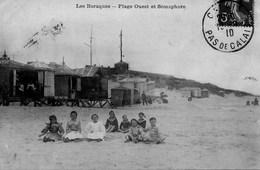 Blériot Plage - Les Baraques Plage - Plage Ouest Et Sémaphore - France