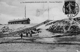 Blériot Plage - Les Baraques Plage - Nouveau Sémaphore - France
