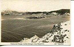 Tierra Del Fuego - Canal Beagle, Isla Navarino  (007778) - Argentina