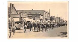 NORTHERN ONTARIO?, Canada, Parade On Main Street & Stores, Old RPPC - Ontario
