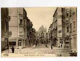 C 453  -  Ixelles  -  Eglise Des Pères Barnabites  -  Avenue Brugmann Et Rue Darwin - Ixelles - Elsene