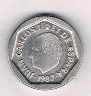 200 PESETAS 1987 SPANJE /9160/ - 200 Pesetas