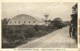 BEUTRE MERIGNAC Camp D'aviation De Teynac - Aerodromes