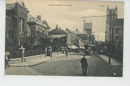 ROYAUME UNI - ENGLAND - DOVER - High Street - Dover