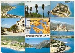 Bokokotarski Zaliv-not  Traveled FNRJ - Montenegro