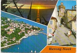 Hereceg Novi-  Traveled FNRJ - Montenegro