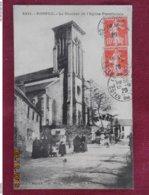 CPA - Rospez - Le Clocher De L'Eglise Paroissiale - Frankrijk