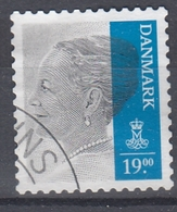 +Denmark 2014. Queen Margrethe II 19 DKK. Cancelled - Danemark