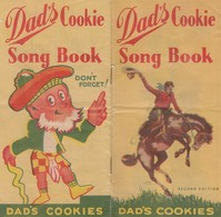 Cowboy , Dad's Cookie Company Song Book , 00-10s - United States